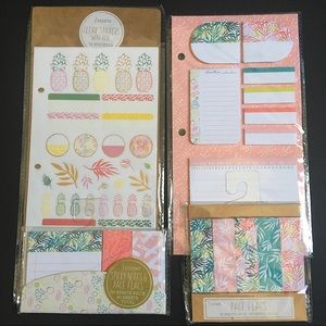 Target Dollar Spot Stationery Set